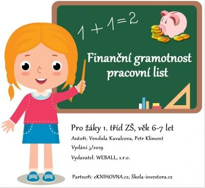 Finanční gramotnost pro 1. stupeň základních škol