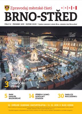Brno Střed magazín MČ