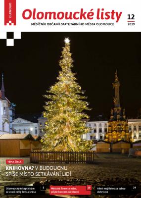 Olomoucké listy 12/2019
