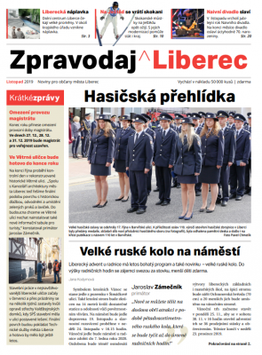 Liberecký zpravodaj 11/2019