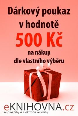 Dárkový poukaz v hodnotě 500 Kč série č.2