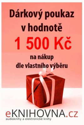 Dárkový poukaz v hodnotě 1500 Kč série č.2
