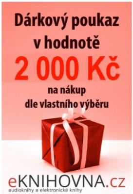 Dárkový poukaz v hodnotě 2 000 Kč série č.2