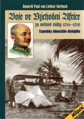 Boje ve východní Africe za světové války 1914 - 1918