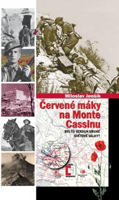 Červené máky na Monte Cassinu