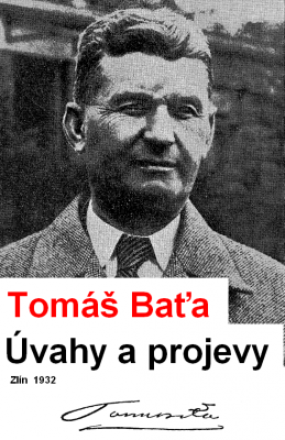 1. Uváhy a projevy, Úvodem, Tomáš Baťa, audio