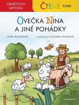 Čteme sami – genetická metoda - Ovečka Nina a jiné pohádky