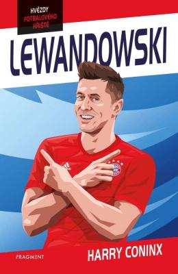 Hvězdy fotbalového hřiště - Lewandowski