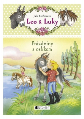 Leo a Luky – Prázdniny s oslíkem