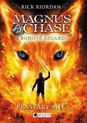 Magnus Chase a bohové Ásgardu - Prastarý meč