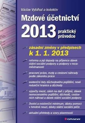 Mzdové účetnictví 2013