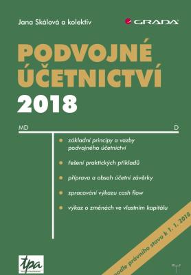 Podvojné účetnictví 2018