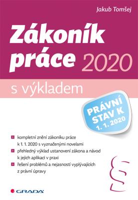 Zákoník práce 2020 – s výkladem