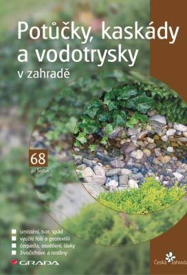 Potůčky, kaskády a vodotrysky v zahradě