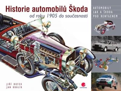 Historie automobilů Škoda