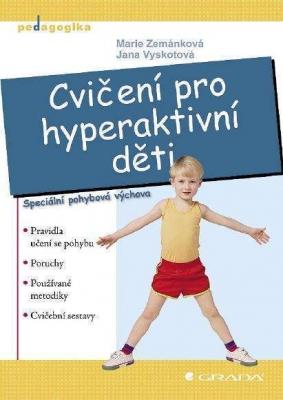Cvičení pro hyperaktivní děti
