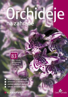 Orchideje na zahradě
