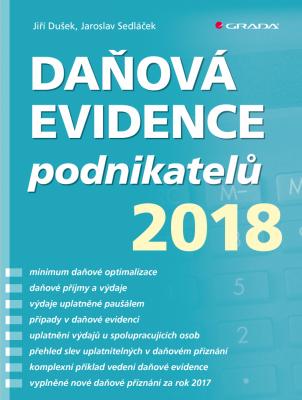 Daňová evidence podnikatelů 2018