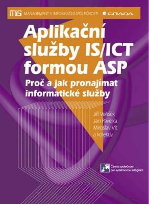 Aplikační služby IS/ICT formou ASP