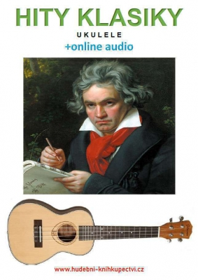 Hity klasiky - Ukulele (+online audio)