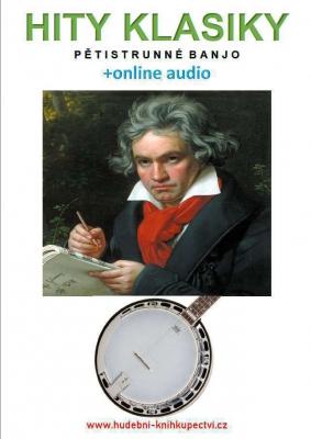 Hity klasiky - Pětistrunné banjo (+online audio)