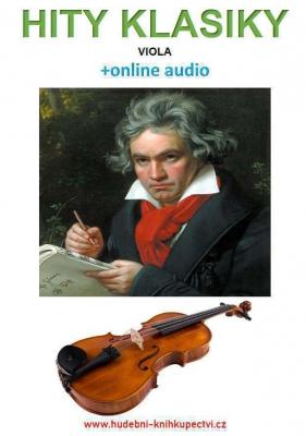 Hity klasiky - Viola (+online audio)
