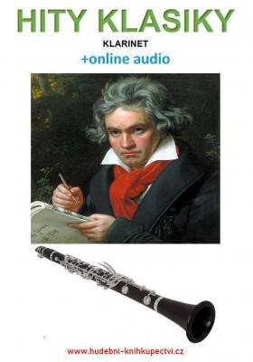 Hity klasiky - Klarinet (+online audio)