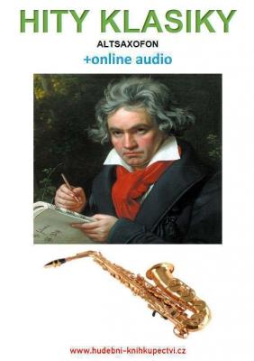 Hity klasiky - Altsaxofon (+online audio)