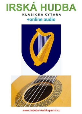 Irská hudba - Klasická kytara (+online audio)