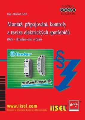 Montáž, připojování, kontroly a revize elektrických spotřebičů
