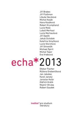 Echa 2013