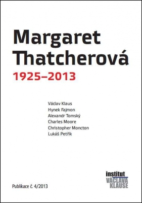 Margaret Thatcherová 1925–2013