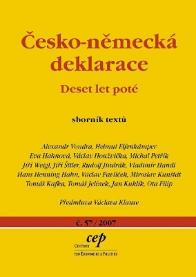 Česko-německá deklarace: Deset let poté