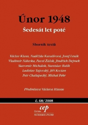 Únor 1948: šedesát let poté