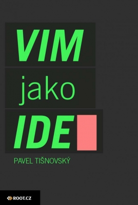 Textový editor VIM jako IDE