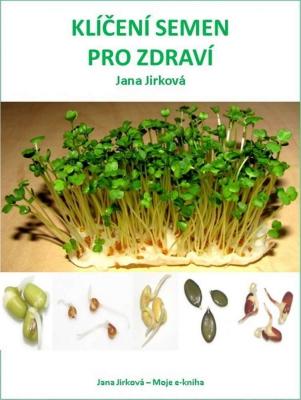 Klíčení semen pro zdraví