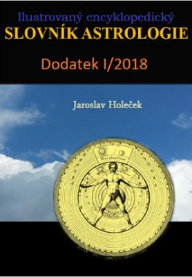 Slovník astrologie - dodatek I/2018