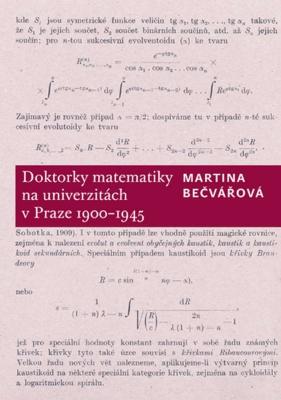 Doktorky matematiky na univerzitách v Praze 1900–1945