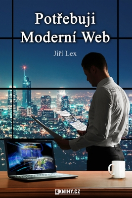 Potřebuji Moderní Web