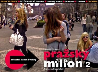 PRAŽSKÝ MILION / Sezóna první . part 2: Clarissa
