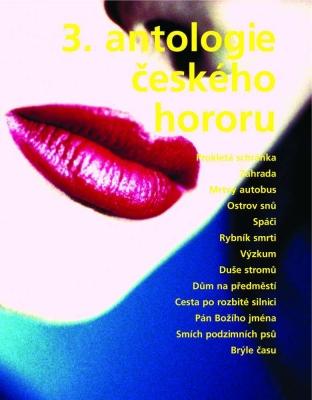 3. antologie českého hororu