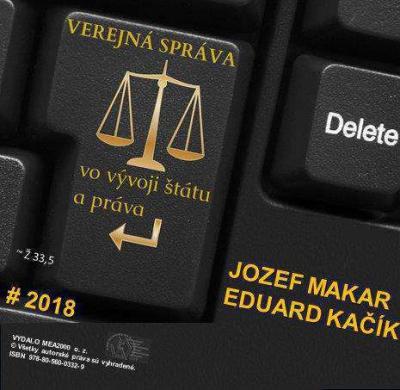 Verejná správa vo vývoji štátu a práva