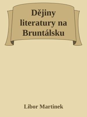 Dějiny literatury na Bruntálsku