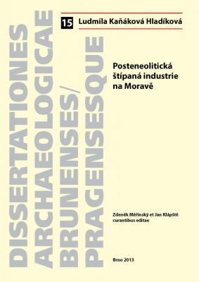Posteneolitická štípaná industrie na Moravě