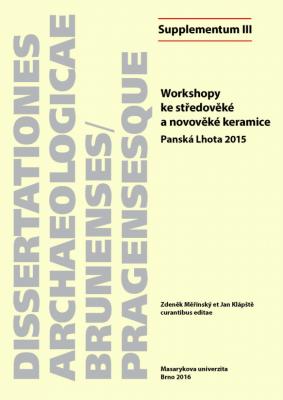 Workshopy ke středověké a novověké keramice