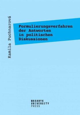 Formulierungsverfahren der Antworten in politischen Diskussionen