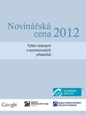 Novinářská cena 2012