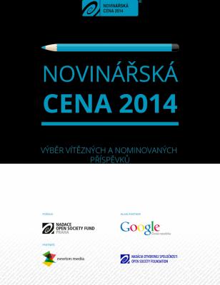 Novinářská cena 2014