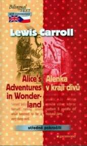 Alenka v kraji divů a za zrcadlem - Alice´s Adventures in Wonderland