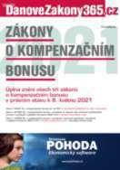 Zákony o kompenzačním bonusu 2021